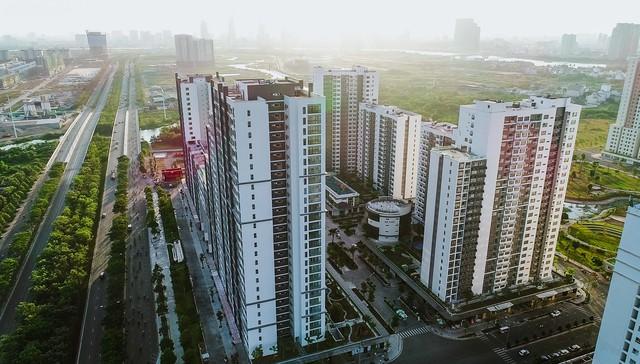 Cận cảnh dự án New City tại Thủ Thiêm - nơi chủ đầu tư Thuận Việt doạ đuổi cư dân ra đường ăn Tết - Ảnh 3.