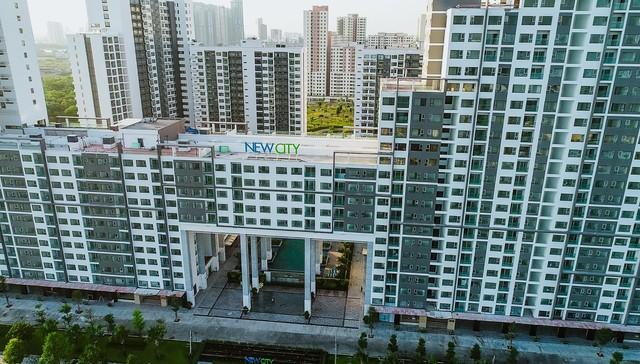 Cận cảnh dự án New City tại Thủ Thiêm - nơi chủ đầu tư Thuận Việt doạ đuổi cư dân ra đường ăn Tết - Ảnh 5.