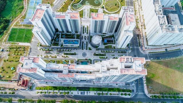 Cận cảnh dự án New City tại Thủ Thiêm - nơi chủ đầu tư Thuận Việt doạ đuổi cư dân ra đường ăn Tết - Ảnh 4.