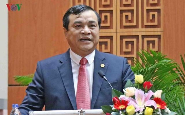 Chân dung Bí thư Tỉnh ủy Quảng Nam được 100% phiếu bầu - Ảnh 5.