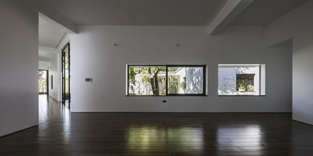 Căn nhà có lối thiết kế độc đáo bậc nhất Việt Nam - Ảnh 2.