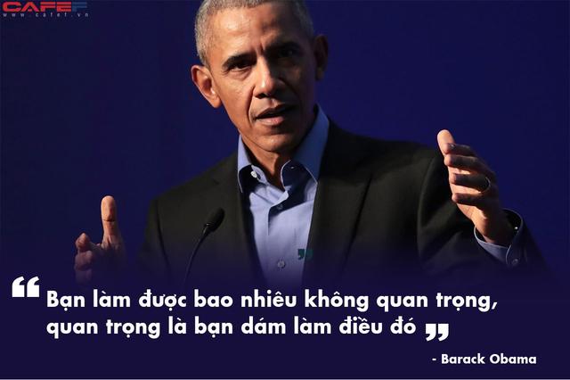 Nếu vẫn đang loay hoay đi tìm mục tiêu cho cả năm tới, hãy để Barack Obama và những người thành công nhất thế giới gợi ý cho bạn! - Ảnh 1.
