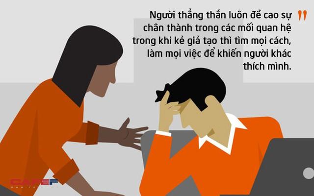 Kẻ sống càng giả tạo thường hay nói 3 câu này: Nghe được cần cẩn trọng ngay để đề phòng tiểu nhân - Ảnh 1.