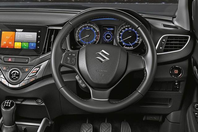 Cận cảnh mẫu ô tô đẹp long lanh của Suzuki giá chỉ từ 177 triệu đồng - Ảnh 7.