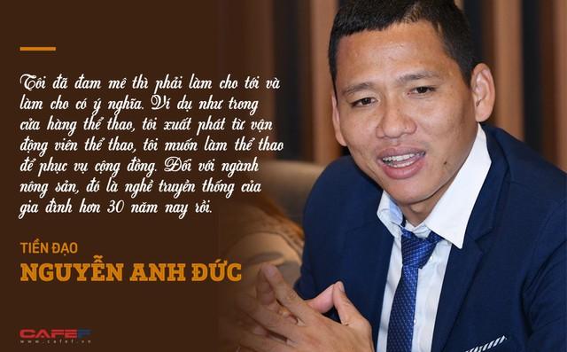 Giấc mơ nông sản Việt của tỷ phú bóng đá Anh Đức: Tôi đã đam mê thì phải làm cho tới, cho có ý nghĩa, đó là nghề truyền thống của gia đình hơn 30 năm nay rồi - Ảnh 1.