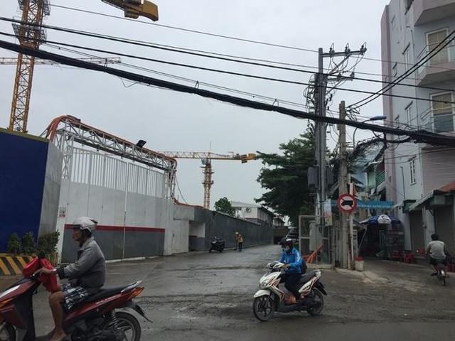 Đất vàng dự án Charmington Iris ở Sài Gòn được duyệt giá bèo - Ảnh 2.