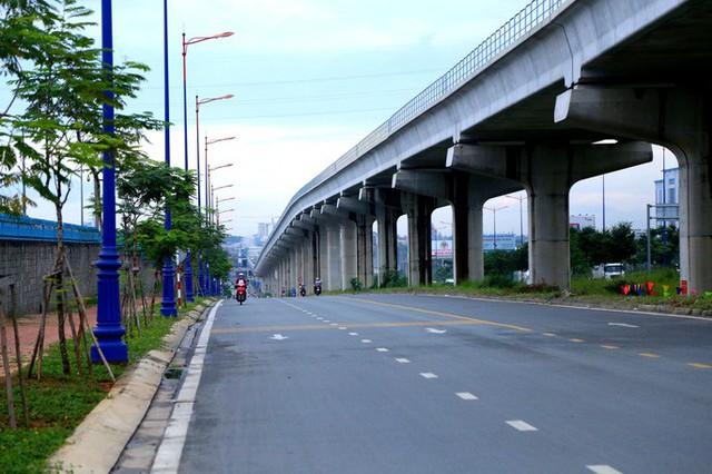 Cận cảnh những công trình mở lối giao thông tại TP HCM - Ảnh 14.