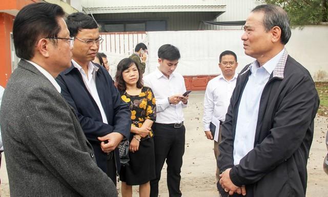 Bí thư Đà Nẵng: Không để doanh nghiệp bỏ thành phố vì vấn đề đất đai - Ảnh 1.