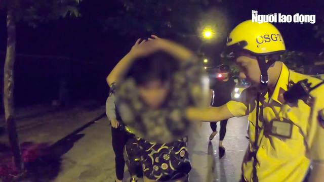[VIDEO] - Cận cảnh lực lượng 363 Công an TP HCM trấn áp tội phạm - Ảnh 2.