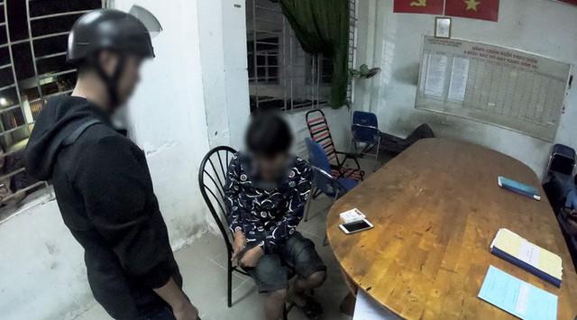 [VIDEO] - Cận cảnh lực lượng 363 Công an TP HCM trấn áp tội phạm - Ảnh 4.