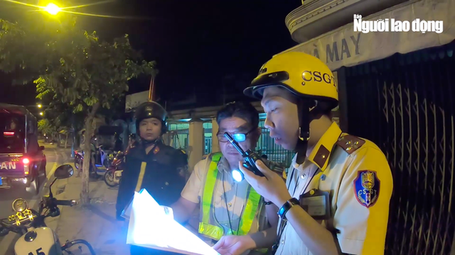 [VIDEO] - Cận cảnh lực lượng 363 Công an TP HCM trấn áp tội phạm - Ảnh 5.