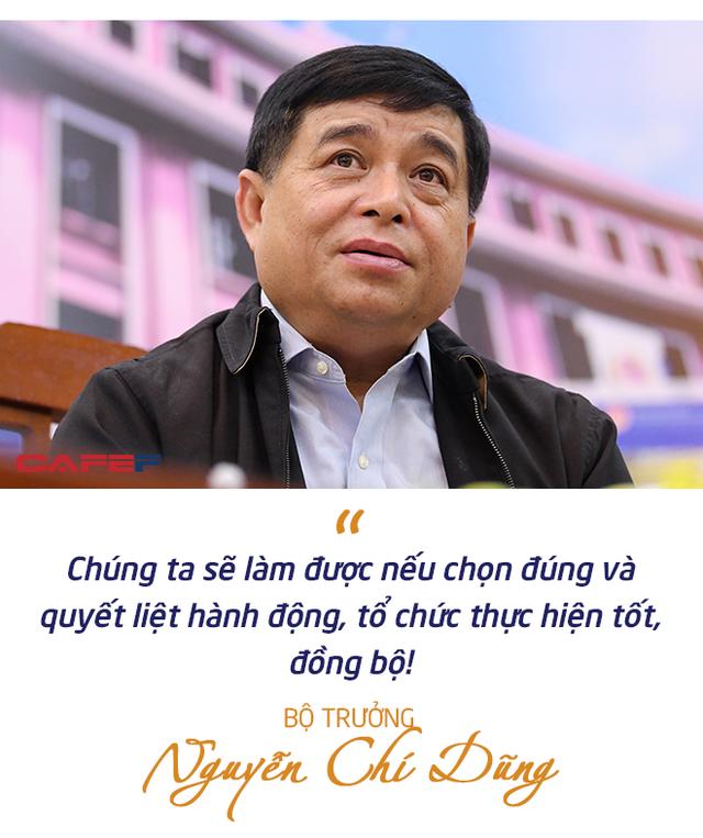 Bộ trưởng Nguyễn Chí Dũng: Việt Nam có thể làm được nhiều điều thần kỳ hơn nữa! - Ảnh 4.