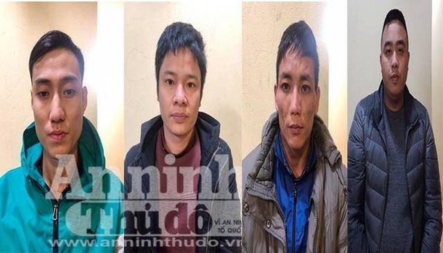Cảnh sát hình sự Hà Nội triệt phá đường dây dùng tiền giả mua điện thoại di động - Ảnh 1.