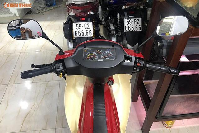 Hét giá 1 tỷ đồng: Chiếc xe máy Suzuki RGV 120 có gì đặc biệt? - Ảnh 3.
