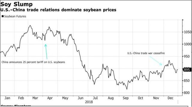 Sau một năm đầy tổn thất, thị trường hàng hóa nguyên liệu sẽ ra sao trong năm 2019? - Ảnh 4.