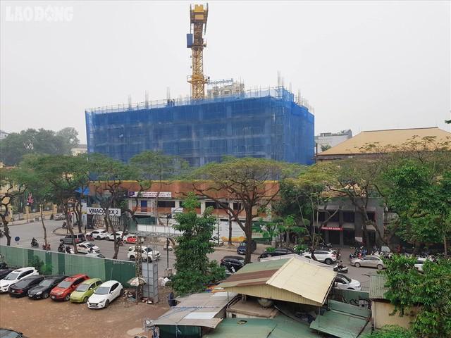 """Cận cảnh 2 khu đất """"vàng"""" Hà Nội xin xây vượt tầng gần Hồ Gươm - Ảnh 10."""