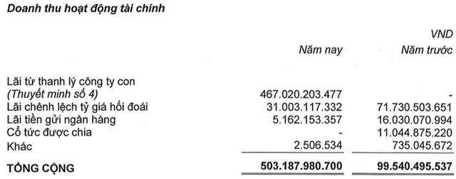Không chỉ đem lại khoản tiền 467 tỷ, bán con còn giúp Hùng Vương (HVG) nhẹ gánh dự phòng đến hàng trăm tỷ đồng - Ảnh 2.