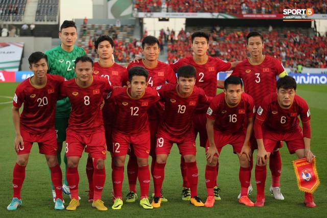 HLV Park Hang-seo: Tôi tự hào khi Việt Nam chơi ngang ngửa Iraq - Ảnh 3.