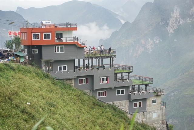 Hình ảnh quá trình xây dựng Panorama Mã Pì Lèng - Ảnh 7.