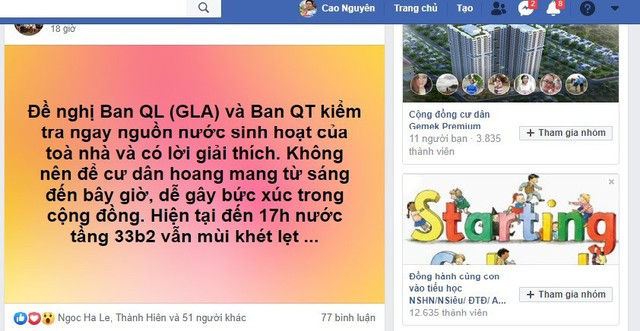 Dân nhiều quận ở Hà Nội lo lắng khi nước sinh hoạt bất ngờ có mùi lạ - Ảnh 1.