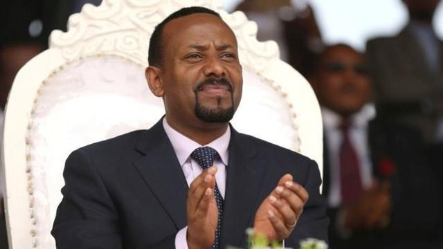 Thủ tướng Ethiopia giành giải Nobel Hòa bình 2019 - Ảnh 1.