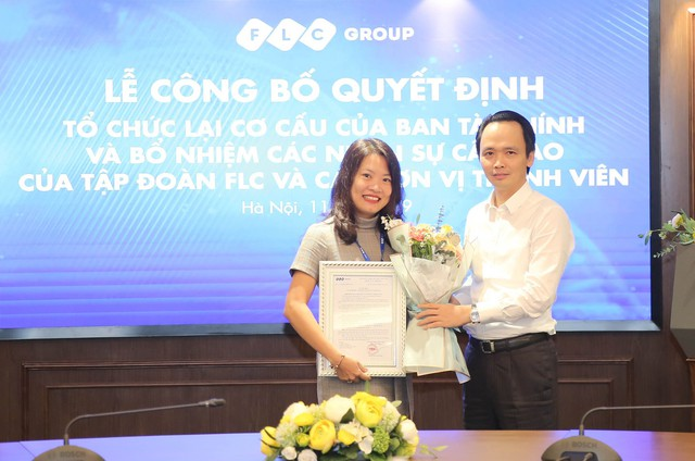 Nhiều nhân sự tài chính, kiểm toán nổi bật tại Việt Nam gia nhập FLC - Ảnh 1.