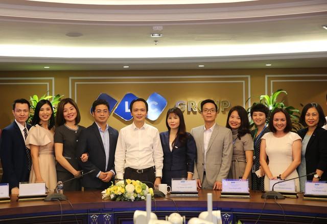 Nhiều nhân sự tài chính, kiểm toán nổi bật tại Việt Nam gia nhập FLC - Ảnh 2.