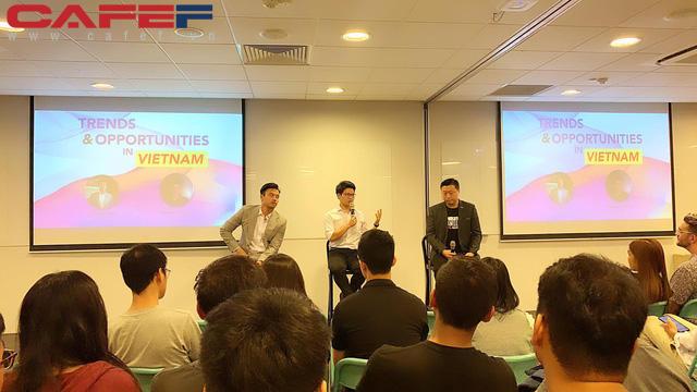 Quán quân Vietnam Startup Wheel 2018: Học dốt và sợ tiếng Anh lại giành giải nhất cuộc thi startup viết phần mềm học tiếng Anh, tư duy mạo hiểm phải có kế hoạch chứ không đâm đầu vào tường - Ảnh 4.