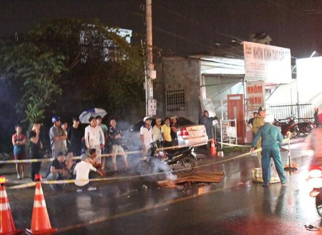 Hai vụ tai nạn giao thông liên tiếp trong đêm, 5 người thương vong - Ảnh 1.