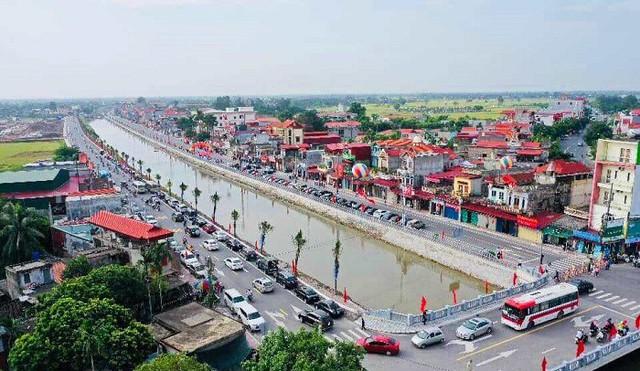 Cận cảnh tuyến đường gần 1.300 tỷ đồng vừa khánh thành ở Hải Phòng - Ảnh 3.