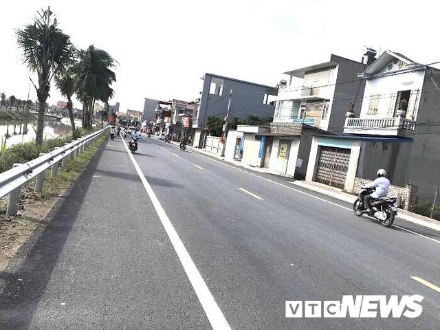 Cận cảnh tuyến đường gần 1.300 tỷ đồng vừa khánh thành ở Hải Phòng - Ảnh 5.