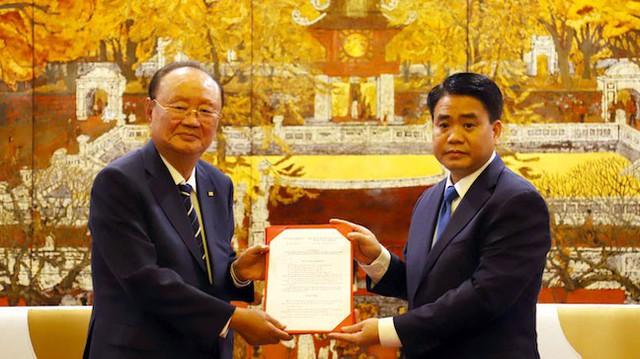 Đại gia Hàn Quốc chuẩn bị khởi công siêu dự án tổ hợp vui chơi giải trí gần 10.000 tỷ đồng tại Sóc Sơn - Ảnh 1.