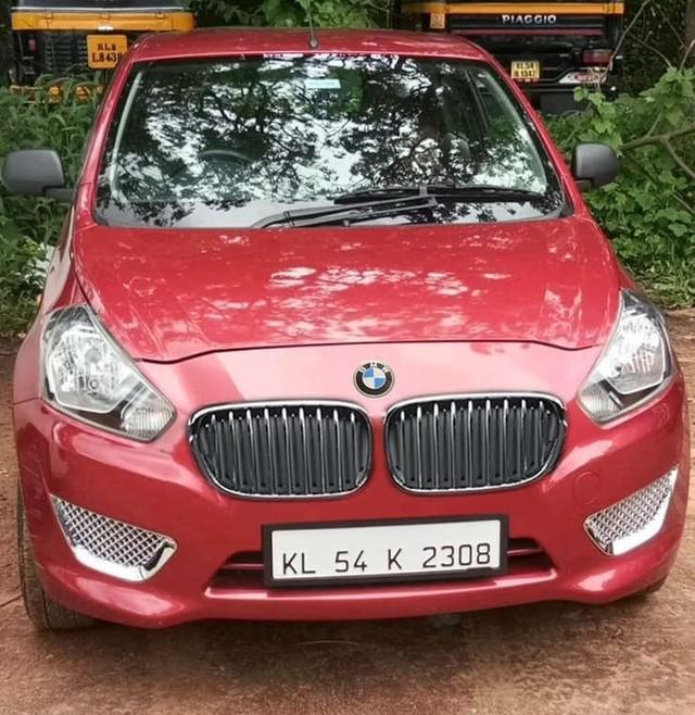 Biến ô tô giá rẻ thành xe sang BMW, sở thích của dân chơi Ấn - Ảnh 3.