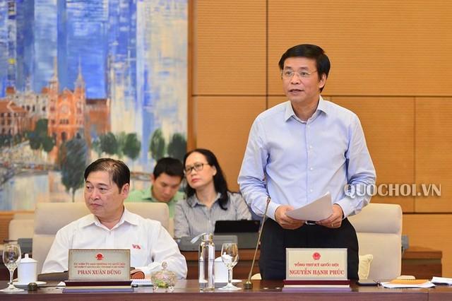 Dự kiến bỏ phiếu kín miễn nhiệm Bộ trưởng Y tế vào ngày 25/11 - Ảnh 1.
