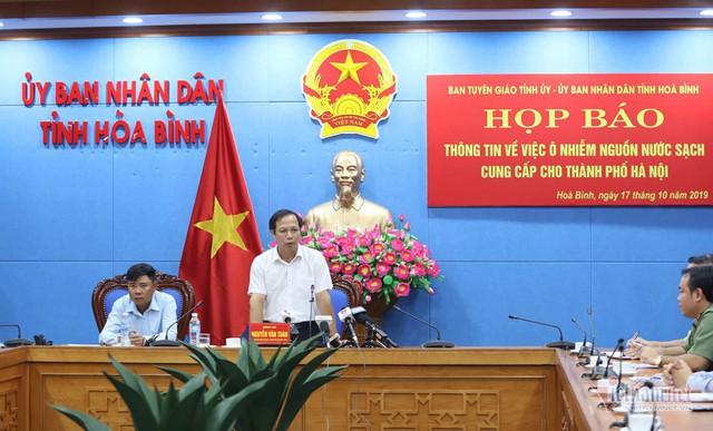 Phó GĐ nước sạch sông Đà: Chúng tôi là nạn nhân chịu thiệt hại nhất - Ảnh 2.