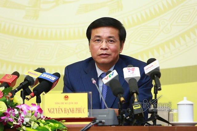 Lý do miễn nhiệm Bộ trưởng Y tế Nguyễn Thị Kim Tiến - Ảnh 1.
