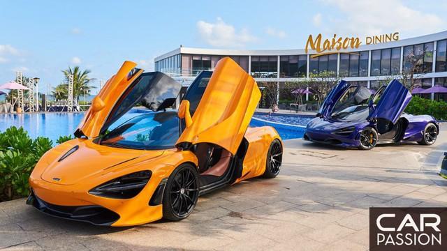 Theo chân Cường Đô-la khám phá siêu xe McLaren 720S: Cuộc hội ngộ hiếm hoi của dàn xế hộp trăm tỷ tại Việt Nam - Ảnh 4.