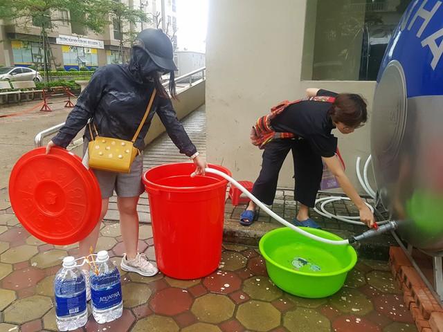 Sở Y tế Hà Nội thông tin kết quả xét nghiệm nước sông Đà - Ảnh 1.