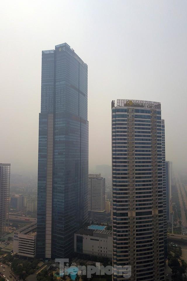 Chiêm ngưỡng top 3 tòa nhà cao nhất Hà Nội qua góc nhìn Flycam - Ảnh 2.