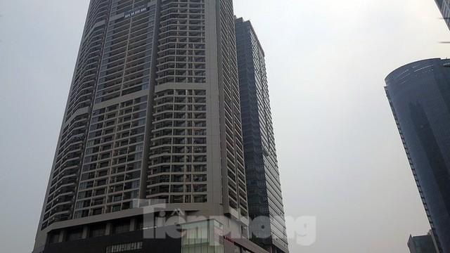 Chiêm ngưỡng top 3 tòa nhà cao nhất Hà Nội qua góc nhìn Flycam - Ảnh 11.