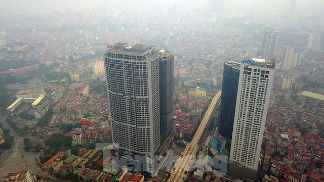 Chiêm ngưỡng top 3 tòa nhà cao nhất Hà Nội qua góc nhìn Flycam - Ảnh 12.