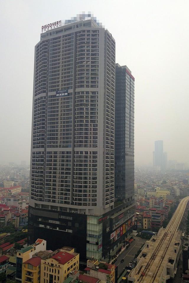 Chiêm ngưỡng top 3 tòa nhà cao nhất Hà Nội qua góc nhìn Flycam - Ảnh 13.