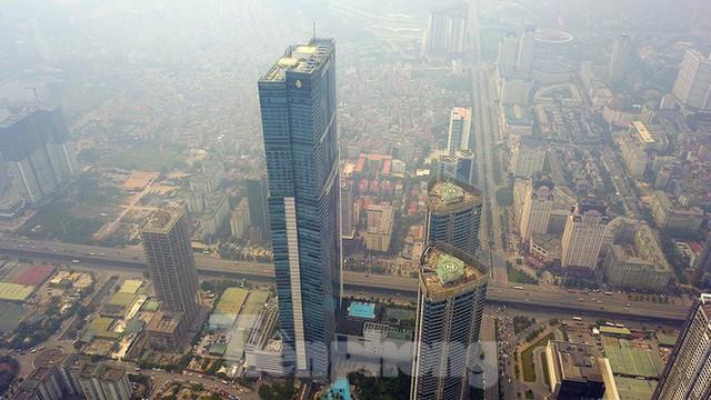 Chiêm ngưỡng top 3 tòa nhà cao nhất Hà Nội qua góc nhìn Flycam - Ảnh 4.