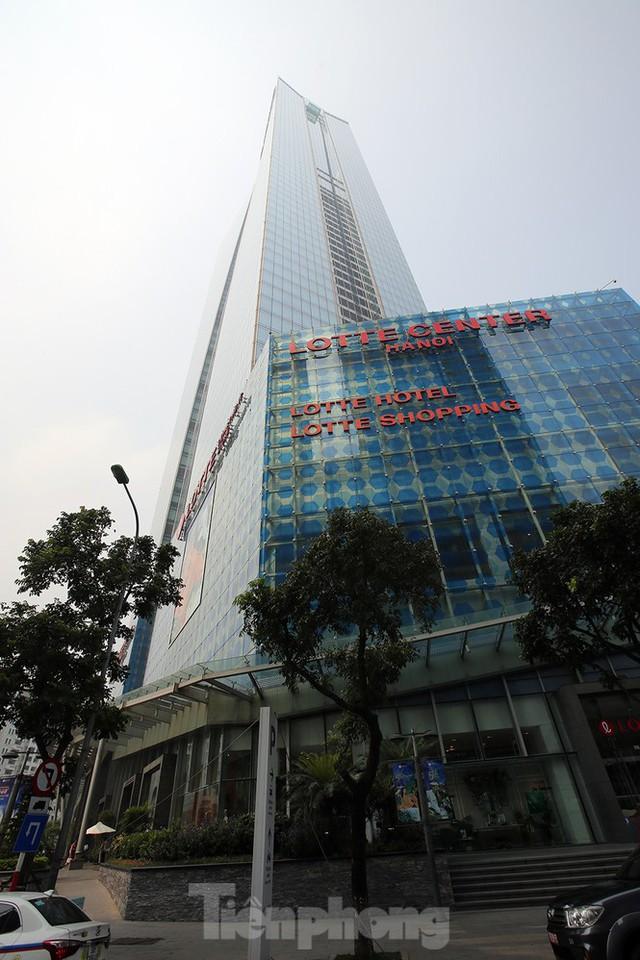Chiêm ngưỡng top 3 tòa nhà cao nhất Hà Nội qua góc nhìn Flycam - Ảnh 5.