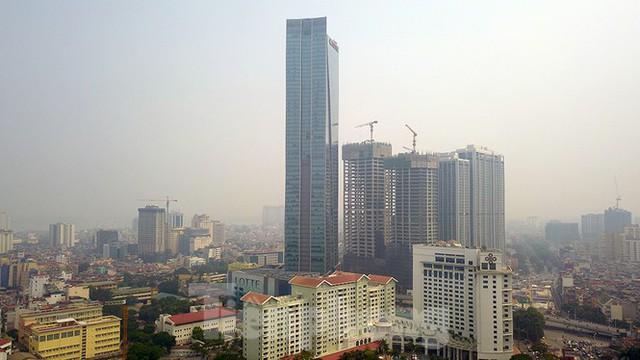 Chiêm ngưỡng top 3 tòa nhà cao nhất Hà Nội qua góc nhìn Flycam - Ảnh 6.