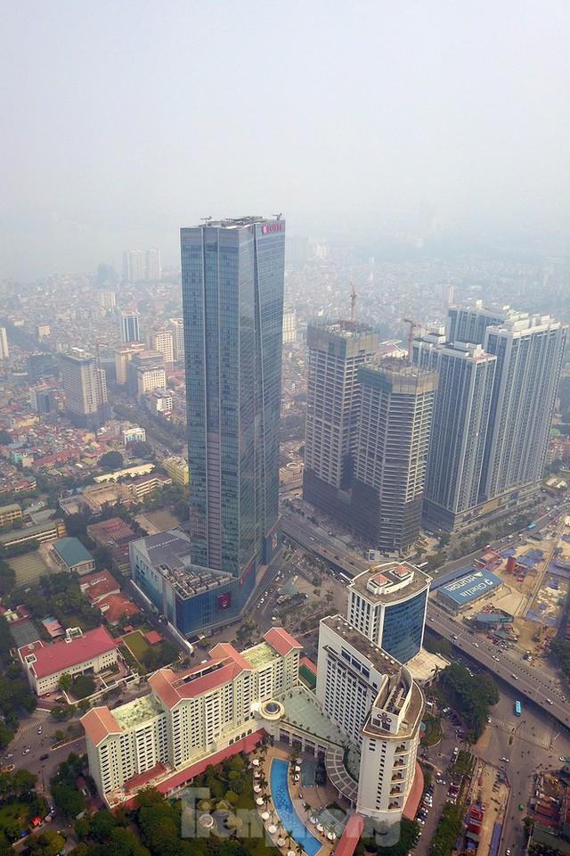Chiêm ngưỡng top 3 tòa nhà cao nhất Hà Nội qua góc nhìn Flycam - Ảnh 8.