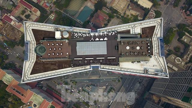 Chiêm ngưỡng top 3 tòa nhà cao nhất Hà Nội qua góc nhìn Flycam - Ảnh 9.