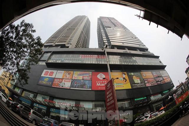 Chiêm ngưỡng top 3 tòa nhà cao nhất Hà Nội qua góc nhìn Flycam - Ảnh 10.