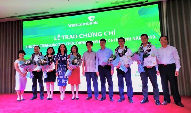 Giám đốc nhân sự Vietcombank: Vietcombank đổi mới công tác tổ chức nhân sự, mục tiêu trở thành ngân hàng đứng đầu về chất lượng nguồn nhân lực - Ảnh 1.