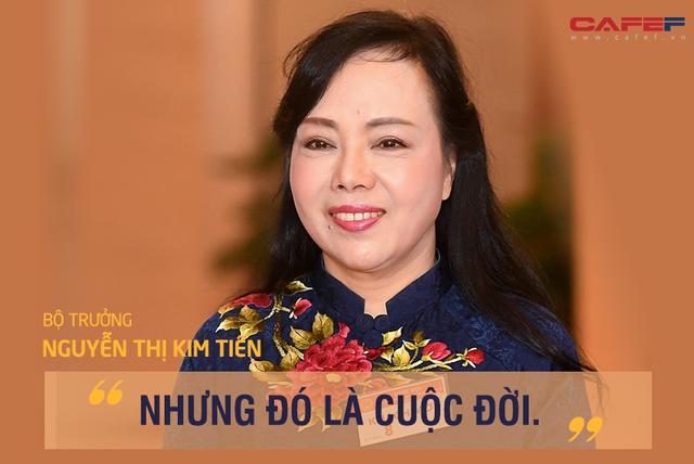 Bộ trưởng Nguyễn Thị Kim Tiến: Tôi chả dám chấm điểm cho mình! - Ảnh 9.